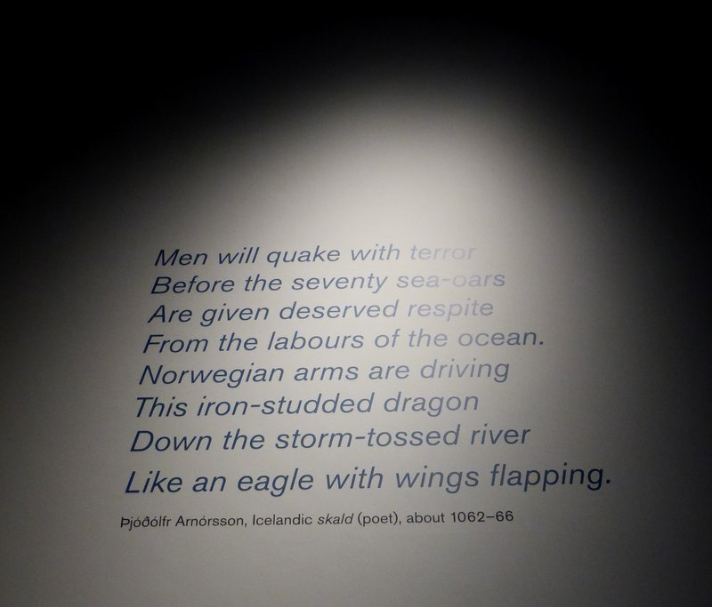 Viking Exhibition British Museum
