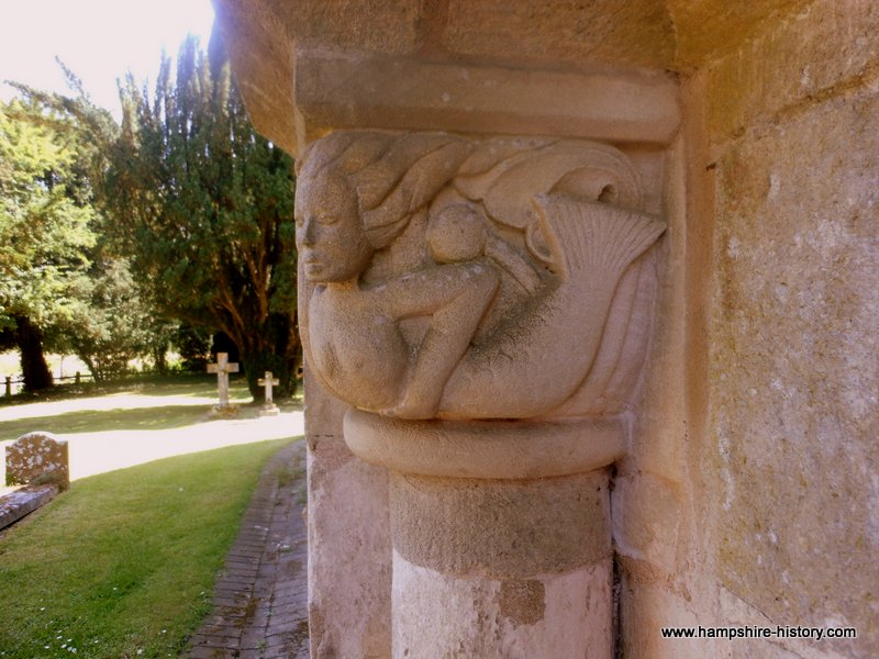 The Mermaid of Nately Scures