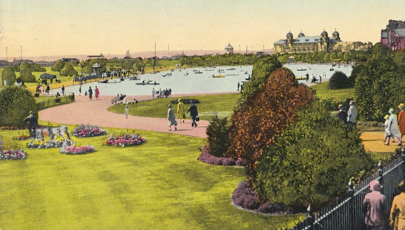 Southsea Common 1935