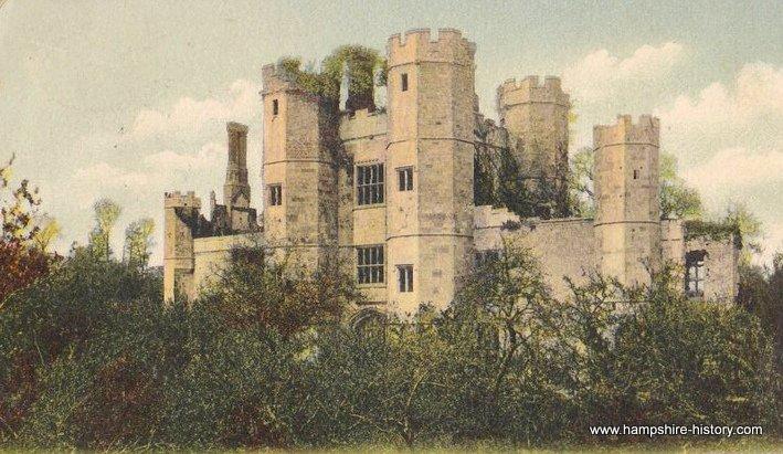 Place House Titchfield