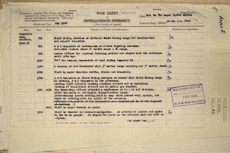 Droxford D- Day