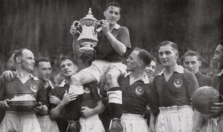 The FA Cup in Hampshire