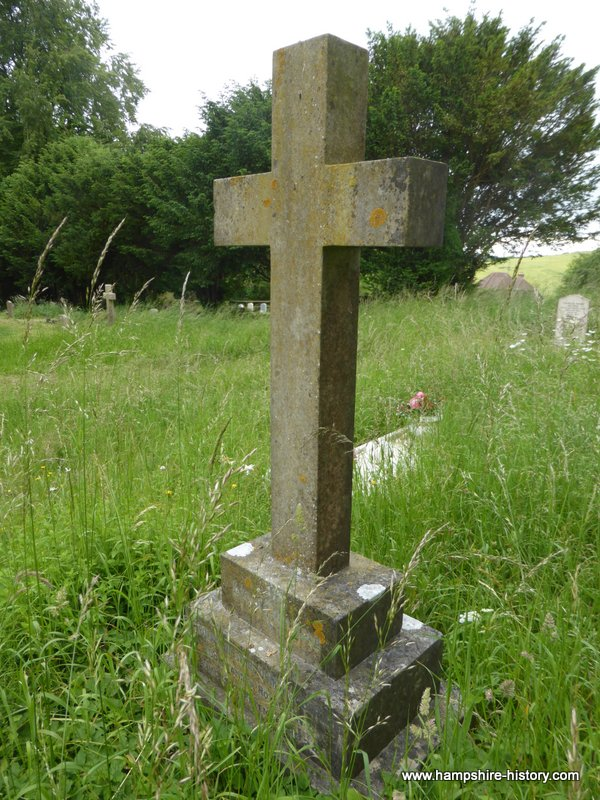 Resting place of Guy Burgess