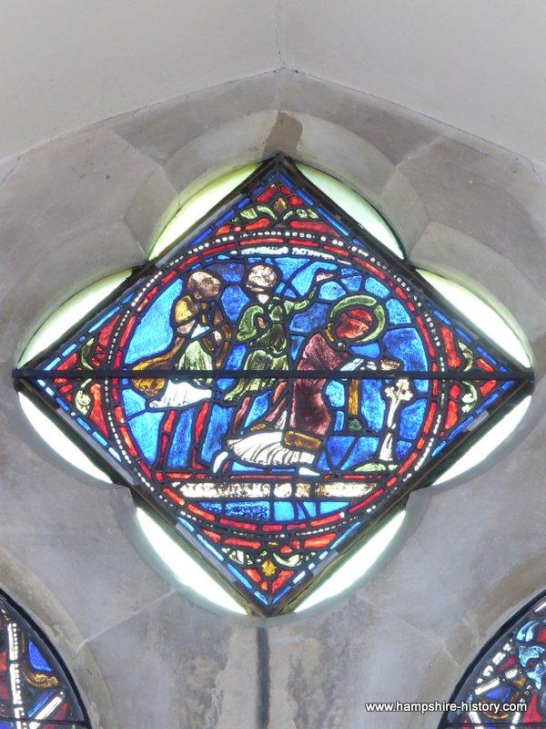 St Leonard's Grateley
