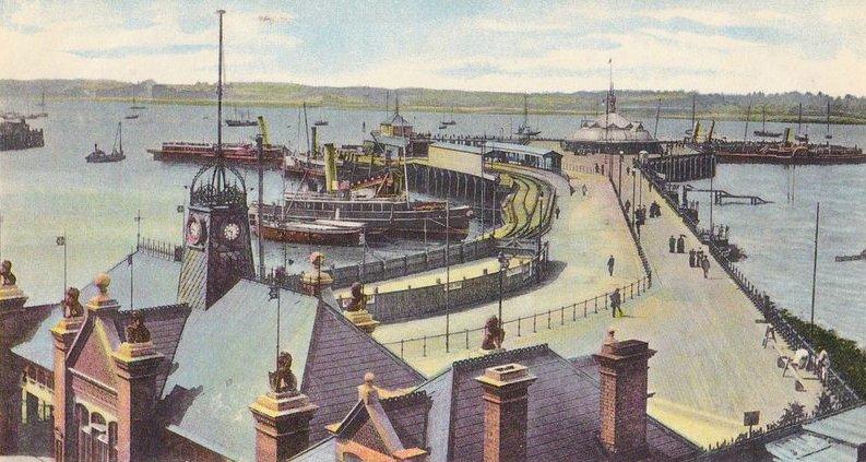 The Royal Pier Southampton