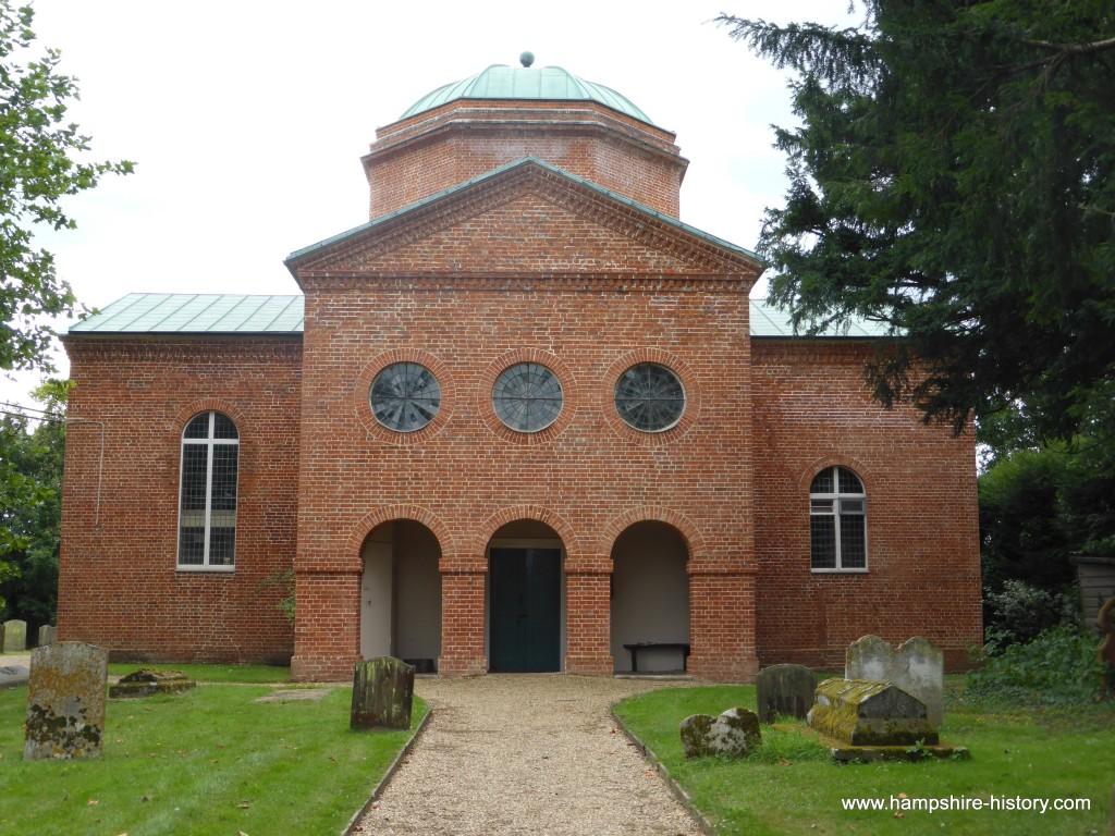 Stratfield Saye Hampshire History