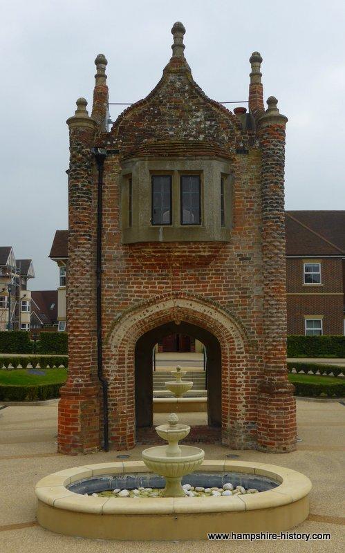 Tudor Bramshott Place