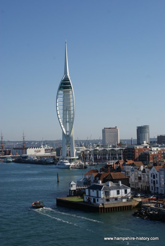 Quebec House Old Portsmouth Hampshire History