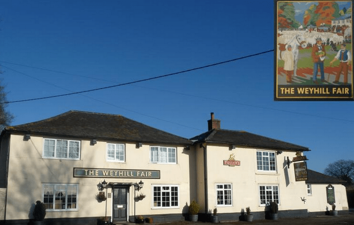 Weyhill Hampshire