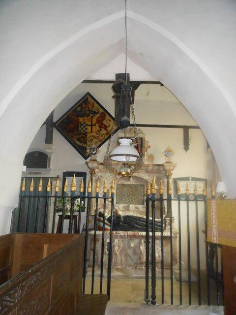 Tichborne Family Chapel