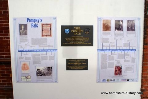 Pompey Pals Memorial
