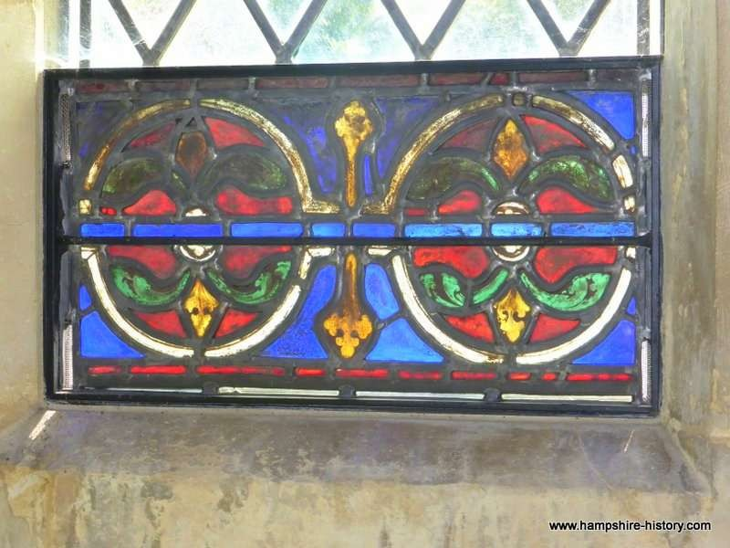 Grateley stained glass