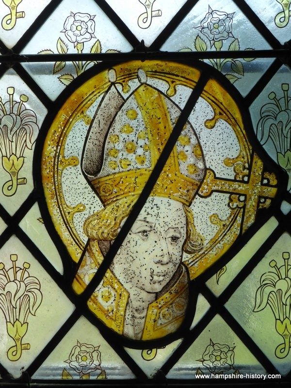 Hampshire Churches Stained Glass