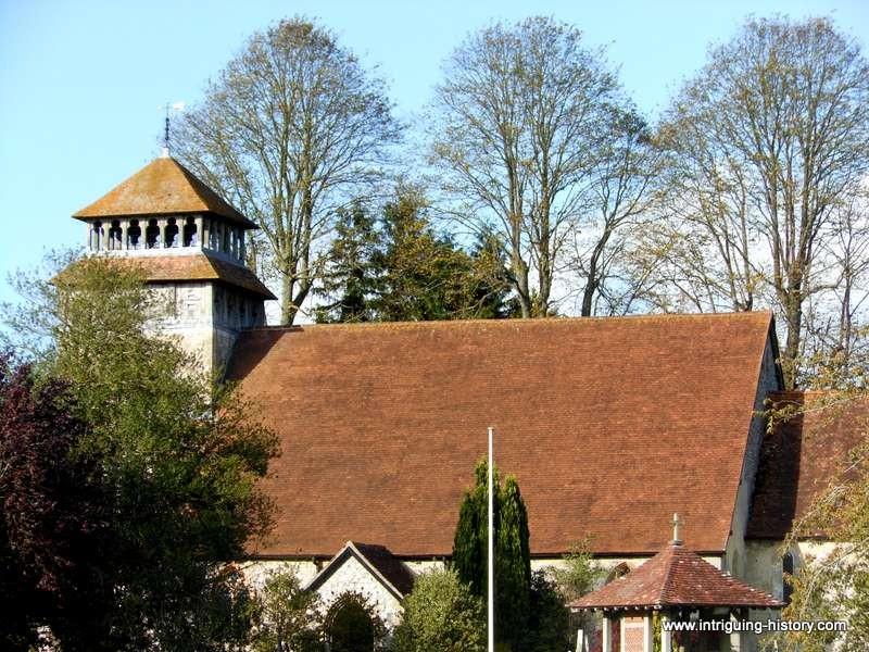 St Andrew's church Meonstoke