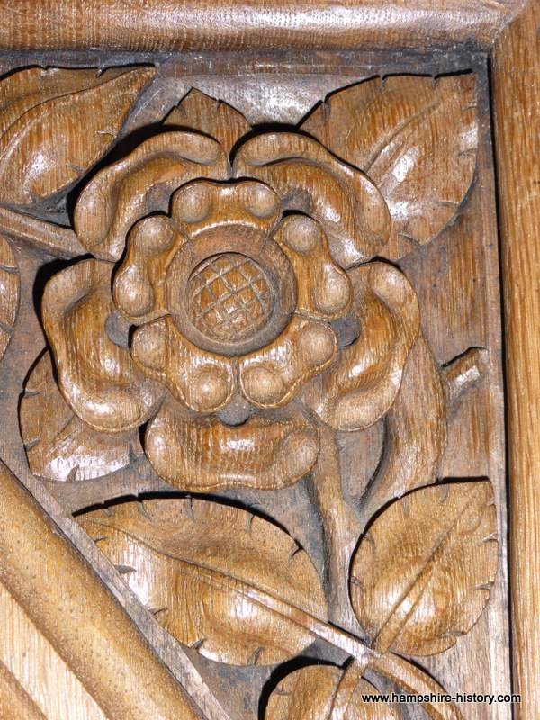 Hampshire Rose