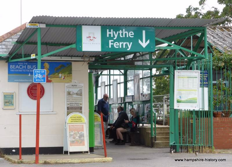 Hythe Pier Ticket Office