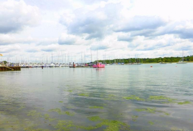 River Hamble Estuary