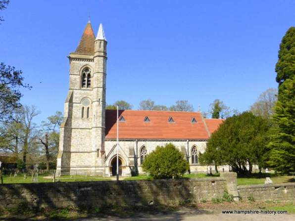 Blackmoor church images