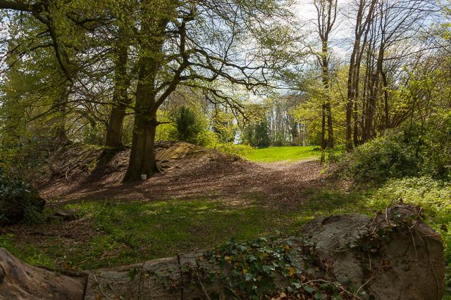 Merdon Castle