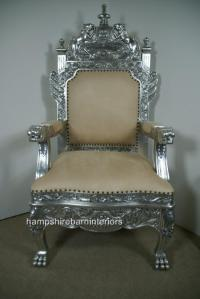 Thrones on Pinterest | Throne Chair, Toilets and Google
