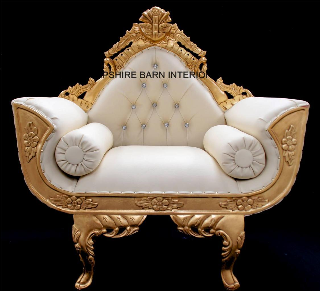 black gothic throne chair graco contempo high reviews search results hampshire barn interiors chaise longue