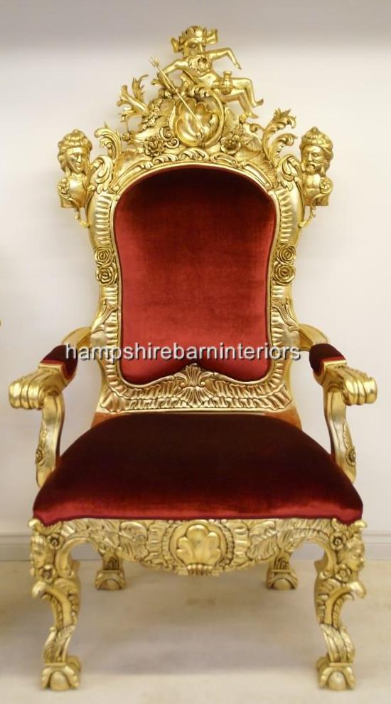 Queens Chair