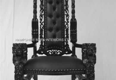Royal King Chair