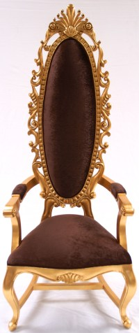 Large Throne Chairs | Hampshire Barn Interiors - Part 2