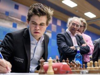 Tata Steel 2017 Magnus Carlsen