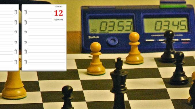 Tournament Calendar