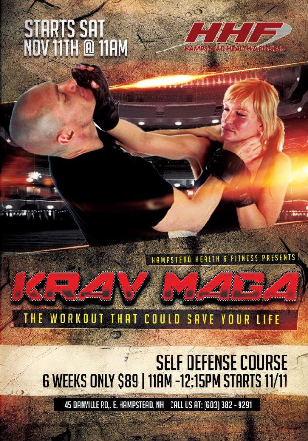 Krav Maga Self Defence course