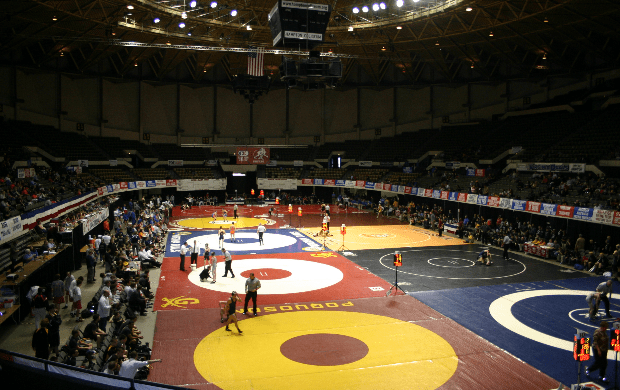 37th Annual Virginia Duals Wrestling Tournament  Hampton