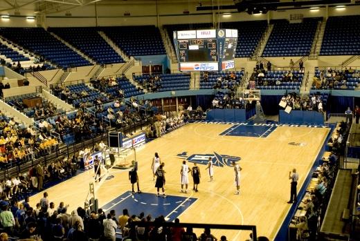 Hampton University Convocation Center  Venues  Hampton