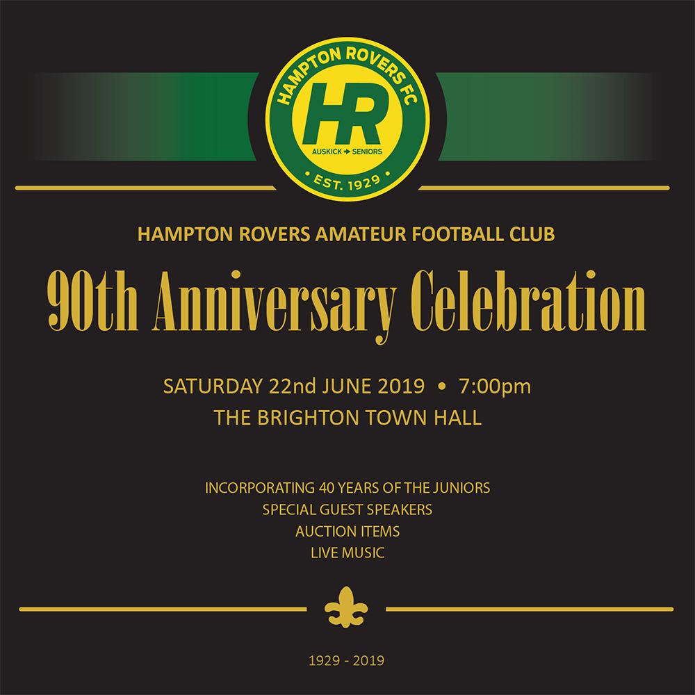 90th Anniversary Celebration