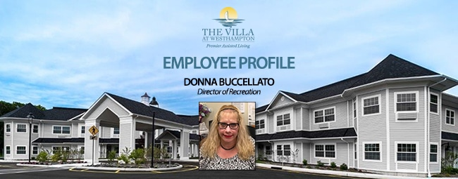 Donna Buccellato Employee Profile Headshot