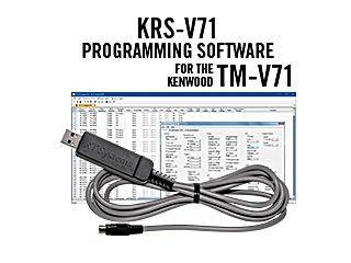 KENWOOD TM-V71A Transceivers Mobile Dual Band 2m-70cm, TMV71A