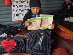 Eine Schultasche für jedes Kind!
