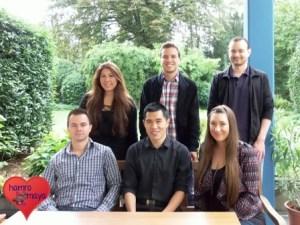 Die Gründungsmitglieder unseres Nepal Vereins