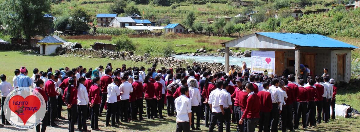 Projektbilder aus Nepal