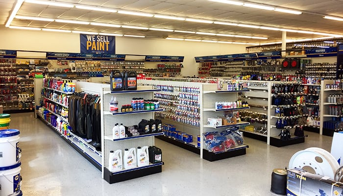 Ham's NAPA Auto Parts - Thomaston, GA Parts Counter