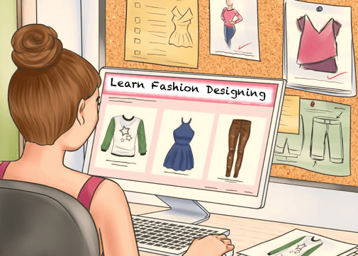 Here S How My Fashion Design Certificate Made Me A Professional Hamstech Blog