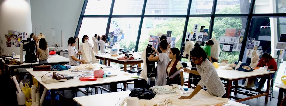 Hamstech's fashion designing course