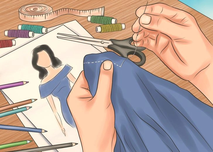 Why Is Fashion Illustration Important For Fashion Designers Hamstech Blog