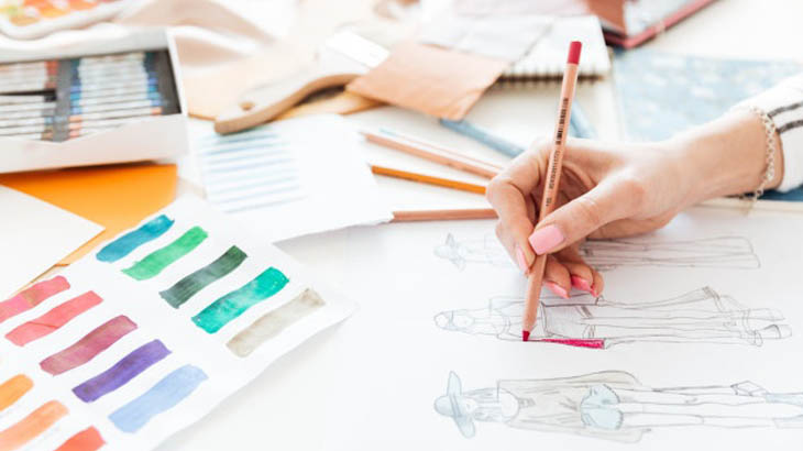The Elements of Fashion Designing