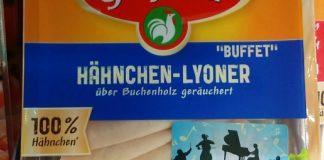 Gutfried Hähnchen Lyoner