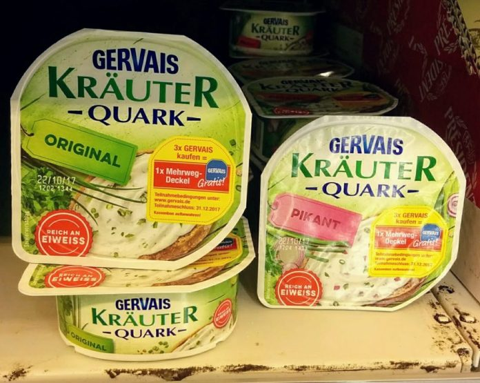 Gervais Kräuterquark