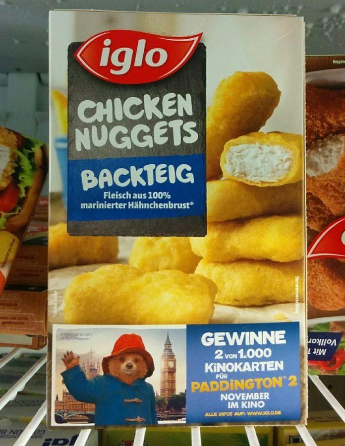 Iglo Chicken Nuggets