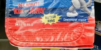 Müller Joghurt mit der Ecke - Tom und Jerry