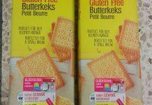 Schaer glutenfreie Kekse