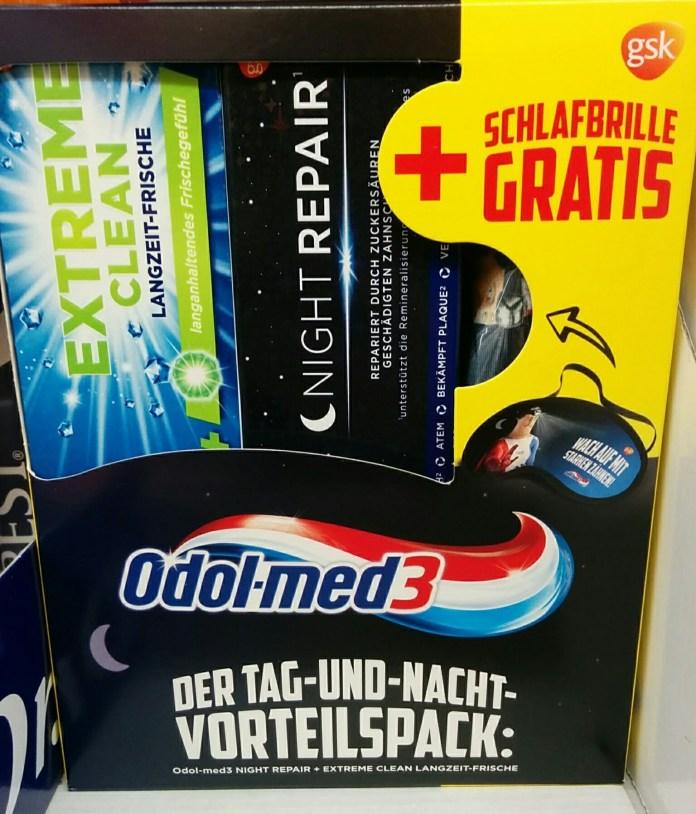 Odol-med3 - Schlafbrille